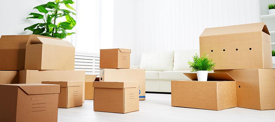 Louer un box de stockage pour préparer un déménagement